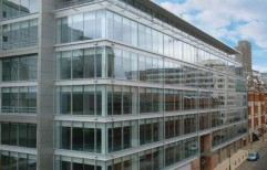 Curtain Walling by Silvershine Industries