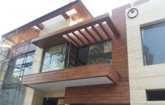 Exterior Wall Cladding by Classik Floors