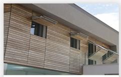 Exterior Wall Cladding by Panwar Facade Solutions