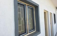 Sliding Windows by Jay Chamunda Aluminium