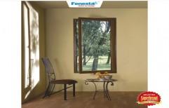 Tilt Turn Window by Fenesta Building Systems (Unit Of DCM Shriram Limited)