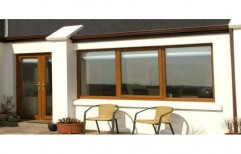 UPVC Fixed Window  by Aggarwal Metal Works Private Limited