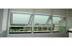 UPVC Top Hung Window by Srivari Industries