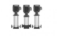 Vertical Inline Pump Set by Tech-mech Engineering Co.