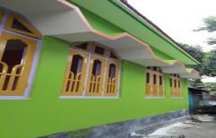 Wooden Window by M. Decorators