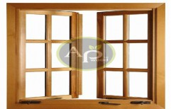 Wooden Window by Atul Wood Works