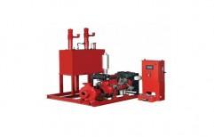 Diesel Pumpset by Tech-mech Engineering Co.