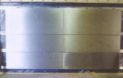 Stainless Steel Wall Cladding by Sun Sheet Tech