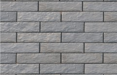 Stone Textured Exterior Cladding   by Unistone Interiors Private Limited