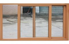 Three-Track-Sliding Windows by SH Glass Co.