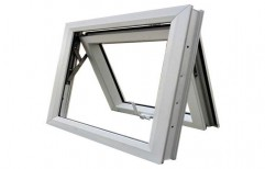UPVC Top Hung Window by Trimurti Trading