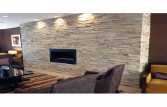 Wall Cladding by Green Wall Constructions & Interior