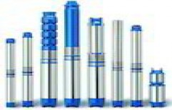 Borewell Submersible Pump Set by Ponnu Motors