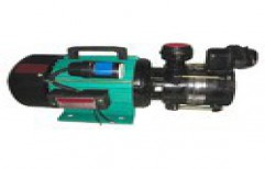 Commercial Self Priming Monoblock Pump   by Lomas Pumps