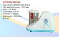 Dr Diaz Suction Pump  by Hemodiaz Life Sciences Private Limited