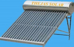 ETC Type Solar Water Heaters by Thejas Solar And Power Solutions
