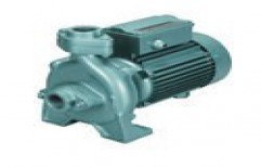 Single Phase CRI Monoblock Pump, Electric