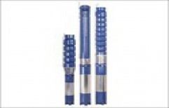 V 6 Borewell Submersible Pumps by Silver Engineering Company