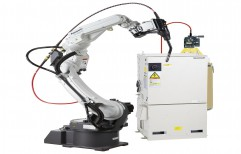 articulated robot / 6-axis / for welding / short cycle time      by Panasonic Robot & Welding