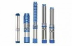 Bore Well Submersible Pumps by Naugra Export