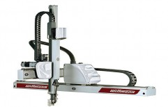 Cartesian robot / 3-axis / compact / low-noise   by Wittmann