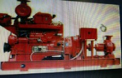 Fire Fighting Pumps by Saradhi Power Systems