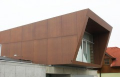HPL Cladding by Wood Cladds
