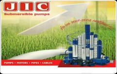 Jic Submersible Pump    by Jagdish Industrial Corporation