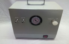 Laboratory Oil Free Vacuum Pump   by A One Engineering Works