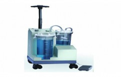 Medical Suction Pump by Creative Medical Systems
