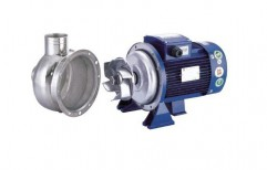 Open Impeller SS Centrifugal Pump by J. K. Pumps Sales & Services