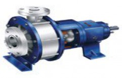 Polypropylene Chemical Process Pump by Mackwell Pumps & Controls