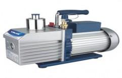 Rotary High Vacuum Pump     by Shreeji Engineering
