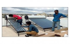 Solar Water Heater Maintenance Services by Madhav Engineering