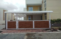 Stylam Fascia HPL Cladding   by Zuri Decors