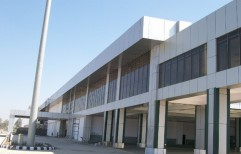 ACP Cladding by Samor Cladding System Private Limited