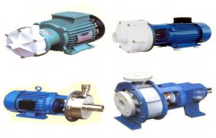 Chemical Pumps by Akshat Enterprise