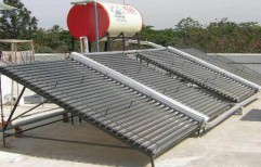 Commercial Solar Water Heater by Urza Enterprises