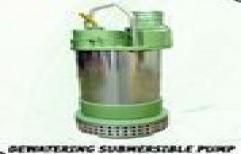 Dewatering Submersible Pump   by Parv Industries