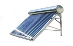 ETC Solar Water Heater by Solar Devices