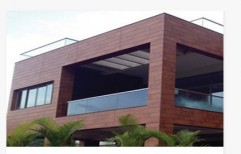 High Pressure Laminates HPL by Geotrix Building Envelope Private Limited