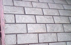 Sadarahalli , Wall Cladding Tiles 4/8 Inches by Natural Stone Tiles