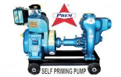 Self Priming Sewage Pump  by Prem Engineering Private Limited