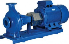 Single Stage Centrifugal Pump by Mackwell Pumps & Controls