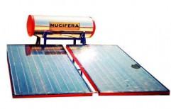 Split Solar Water Heater by Nucifera Renewable Energy Systems