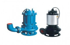 Submersible Sewage Pump by Allied Pumps