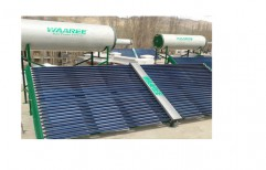 Commercial Solar Water Heater by Solar Touch