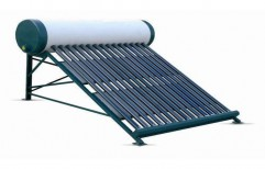 Commercial Solar Water Heater by IT Robotech