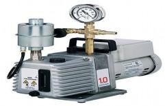 Single Stage High Vacuum Pump by Leelam Industries