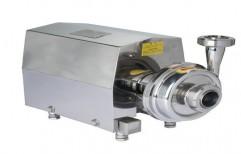 Hygienic Centrifugal Pumps by Alpha Neutech Pump & Systems